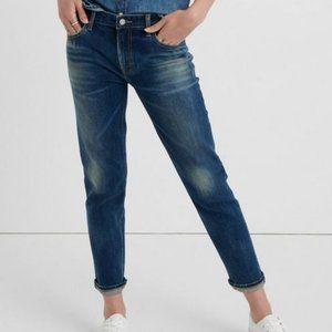 Lucky Brand Sienna Slim Boyfriend Dark Wash Jeans